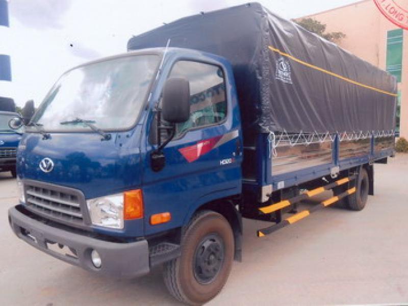 Xe tải Thái Lan DFSK 710kg thùng kín