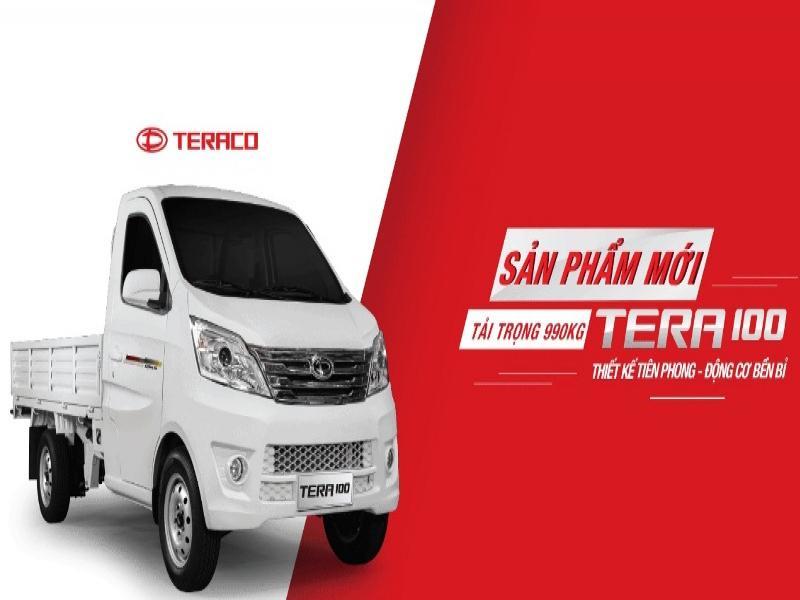 TERACO 100 THÙNG LỬNG TẢI TRỌNG 990KG