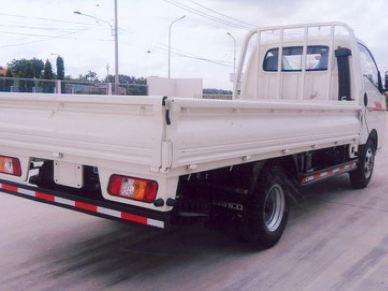 XE TẢI TERACO 240S THÙNG BẠT