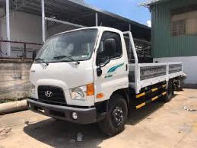 Xe Tải Hyundai 75S Thùng Lửng